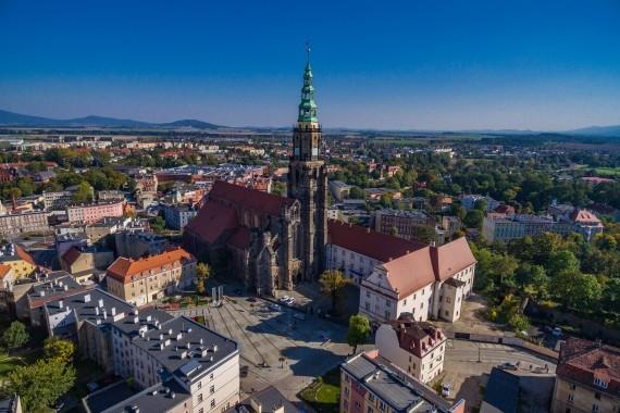 pl. św. Jana Pawła II - Katedra p.w. św. Stanisława i św. Wacława